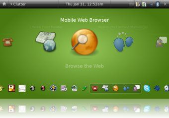 Ubuntu Mobile Edition
