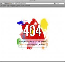 404-es oldalunk