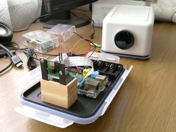 Raspberry Pi camera